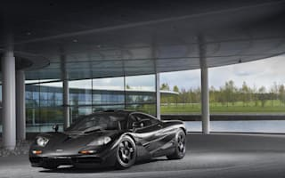McLaren Special Operations offer low-mileage F1 supercar
