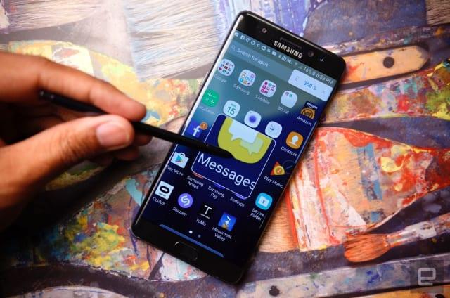 El Galaxy Note 7 volverá a venderse en Europa el 28 de octubre