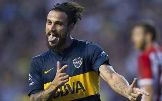 Osvaldo completes Boca Juniors return
