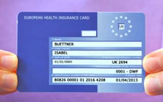 NHS 'paying for foreigners to receive treatment abroad'