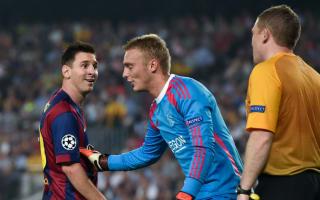 Former Barcelona coach Hoek backs 'cool' Cillessen for Camp Nou success
