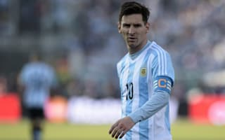 Chile v Argentina: Aguero relieved to welcome back Messi