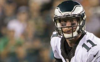 Eagles name rookie Wentz as starting QB