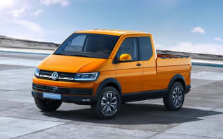VW Tristar Concept to wow at IAA