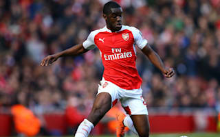 Sporting announce loan signing of Arsenal forward Campbell