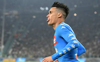 Callejon expects to see out Napoli contract