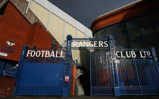 Man dies after Rangers fan coach crashes