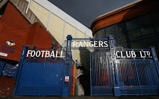 Man dies after Rangers fan coach crashes