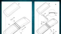 Se filtran los bocetos del futuro Galaxy X de Samsung