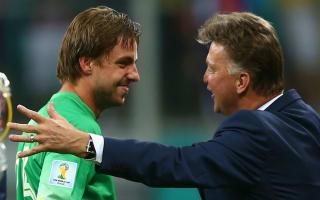 Krul lauds under-pressure Van Gaal