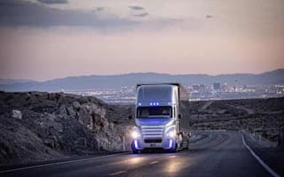 Driverless lorries to be tested on UK motorways