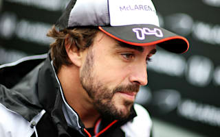 Alonso to honour Salom in Canada