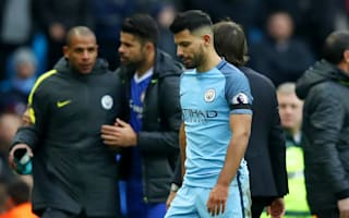 Aguero challenge labelled 'crazy' by disappointed Cahill