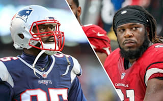 Patriots deal Jones to Cardinals for Cooper, draft pick