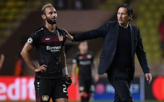 Schmidt bemoans 'brutal' Monaco equaliser