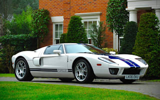Jenson Button's Ford GT to be sold at auction