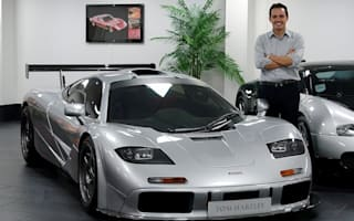 Rare McLaren F1 sells for £3.5 million