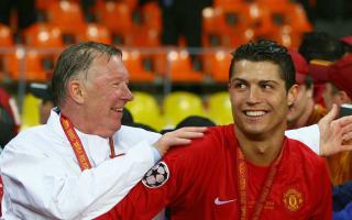 Ronaldo made himself - Ferguson