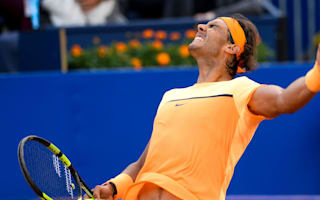 Nadal continues winning streak with ninth Barcelona title