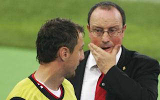 A voice in my head told me to punch Benitez in the face - Dudek