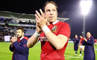 Jones to lead experienced Lions against Crusaders
