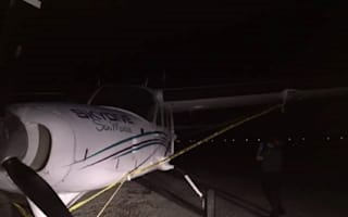 Man dies after falling 1,200 feet from plane