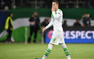 Draxler: I want to leave Wolfsburg