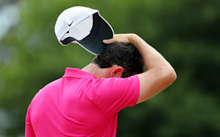 McIlroy is lacking focus - McGinley