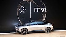 Di hola al definitivo (y real) coche FF 91 de Faraday Future