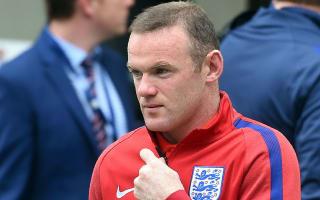 Allardyce confirms Rooney retains England captaincy