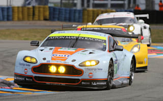 Le Mans: Aston Martin take control of GTEs