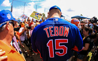 Tim Tebow to make Grapefruit League debut for Mets versus Red Sox