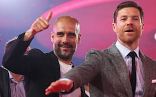 Guardiola labels Alonso 'one of the best midfielders ever'