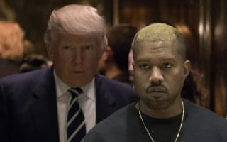 Kanye West returns to Twitter to talk about his meeting with Donald Trump