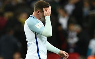 BREAKING NEWS: Rooney dropped for Slovenia game