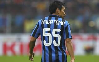 I turned down Manchester United - Nagatomo