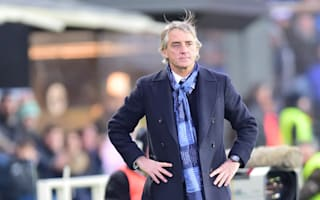 Mancini fumes at referee after derby drubbing