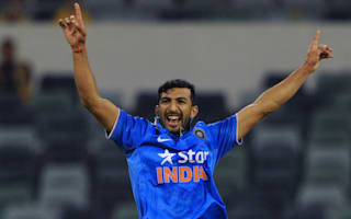 Rishi replaces Bhuvneshwar in India T20 squad