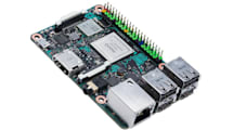 ASUS tiene su propia Raspberry que puede con vídeos 4K