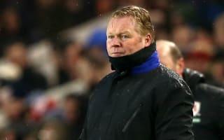 Koeman would deserve Barcelona job, says De Boer