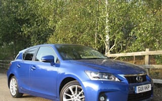 Lexus CT200h SE-L Premier: Road test