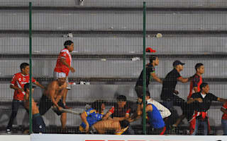 Violence in the stands mars Tigres victory