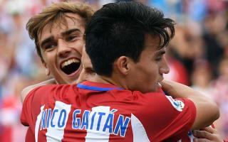 Atletico Madrid 1 Deportivo La Coruna 0: Griezmann downs 10-man Depor