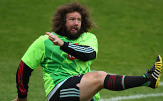 Jones 'chuffed to bits' over Harlequins extension