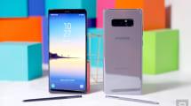 Samsung Galaxy Note 8 frente al Note 7: ¿qué ha cambiado?