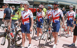 Pippa Middleton conquers snakes to complete 3,000-mile bike ride across America