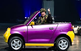 Driving Lessons - Clarkson style.