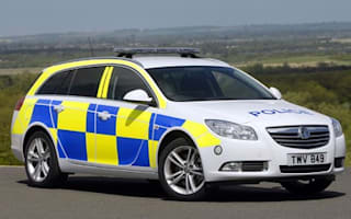 UK traffic cops to get new set of wheels