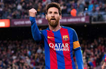 Barcelona express Messi support after lost appeal