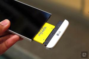 El LG G6 no será un teléfono modular por razones evidentes